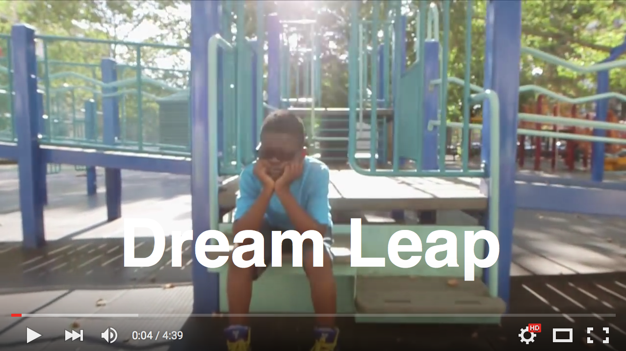 Official Release of the Dream Leap video. Song on sale at iTunes.