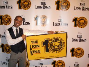 Broadway's The Lion King Tenth Anniversary